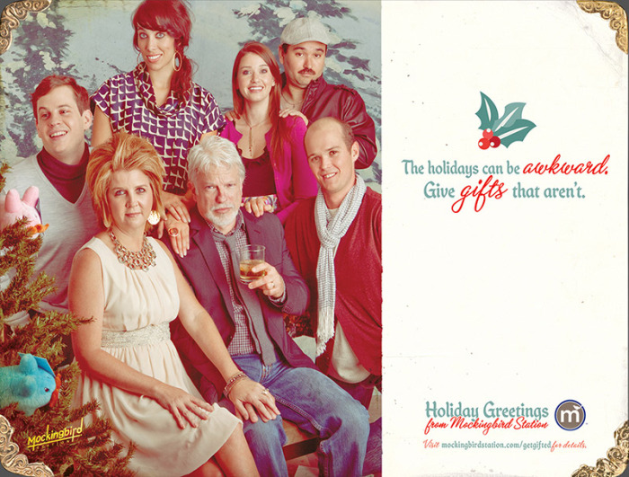 Mockingbird Station Christmas Ads (Family) Photography By Adam Fish Fotography at www.FishFotography.com