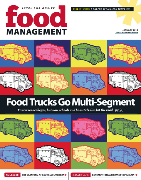 quietyell_food_truck_pop_art_on_food_management_magazine_cover