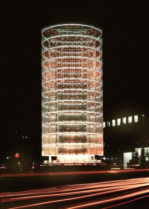 Tower of Winds by Toyo Ito & Associates, Architects