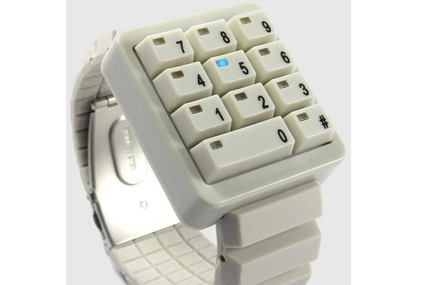 The Click Keypad Watch