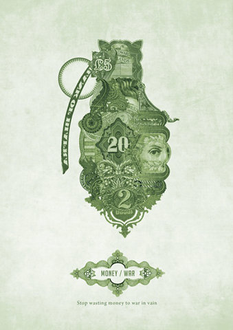 Money / War Grenade