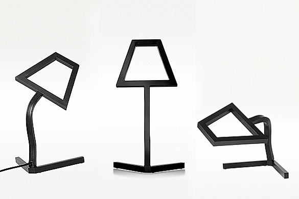 2D LED Table Lamp