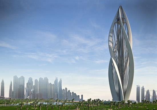 'Blossoming Dubai' for Zaabeel Park by Petra Architects
