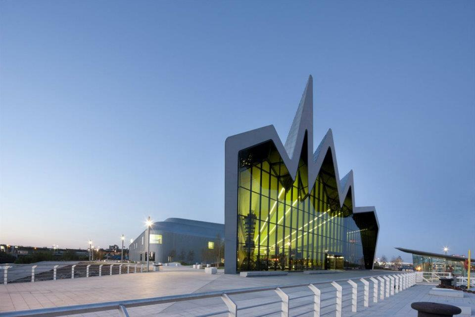 Zaha Hadid Architects - Riverside Museum