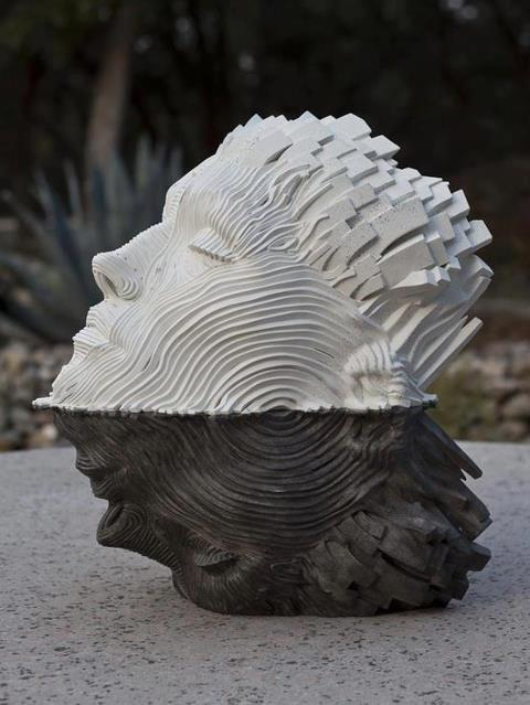 """""""Rain"""" Sculpture by Gil Bruvel"""