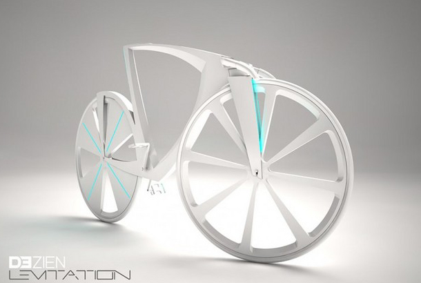 USB-Device Charging Bicycle