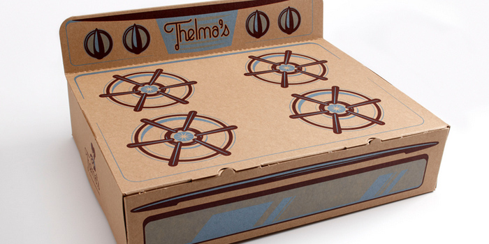 Thelma's Treats Warm Cookie Delivery Box