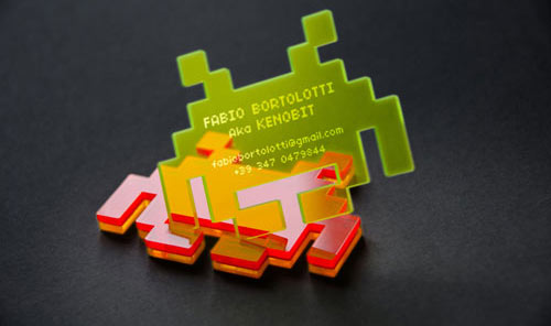 35 Unusual business cards