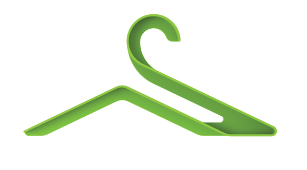 Stretchless Hanger Neck Saver by Rob Bye