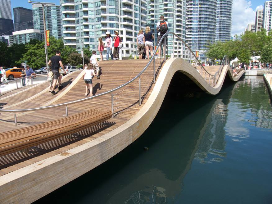 Simcoe Wavedeck in Toronto, Canada by West8 + DTAH