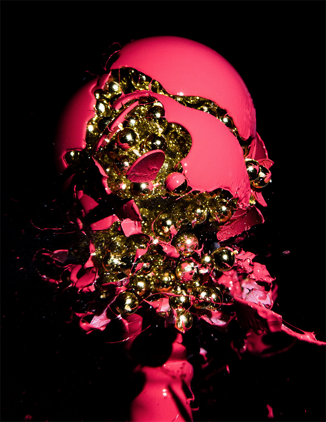 Colorful Light Bulb Blow Speed Photography by Jon Smith
