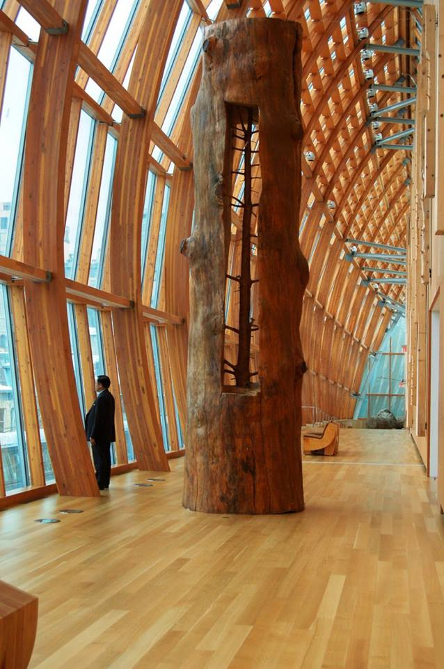 The Hid­den Life With­in by Giuseppe Penone