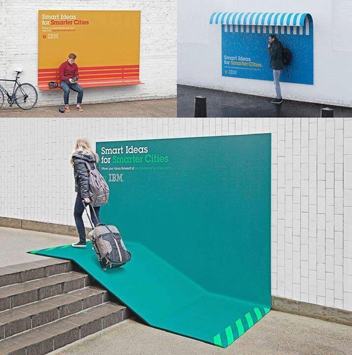 IBM's Smart Ideas for Smarter Cities Campaign