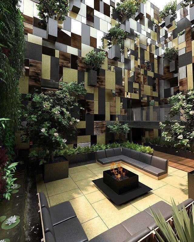 Goldsmith Apartment Building in Mexico City, Mexico by: Carlos Pascal, Pascal Arquitectos