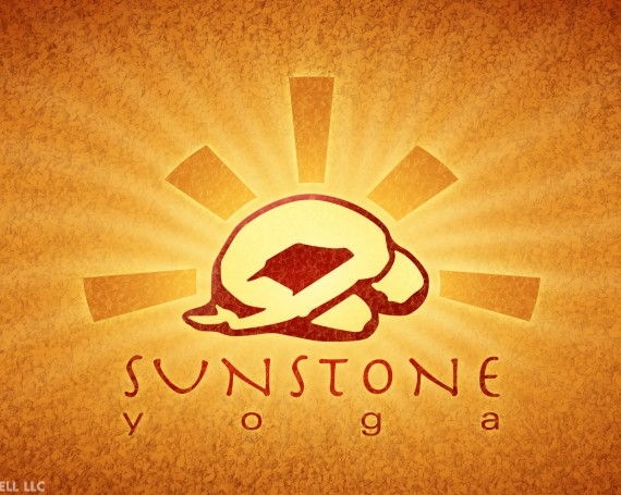 Sunstone Yoga Branding
