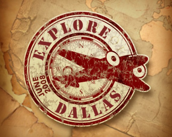 AFIA: Explore Dallas Branding
