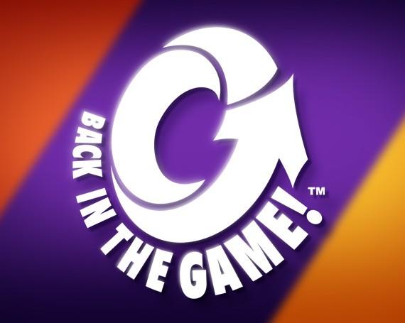 Back In The Game Branding
