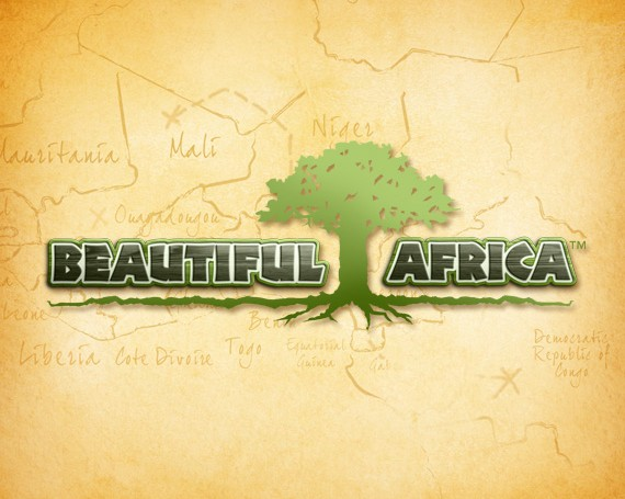 Beautiful Africa Branding