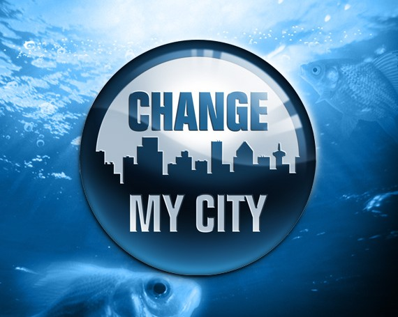 Change My City Branding