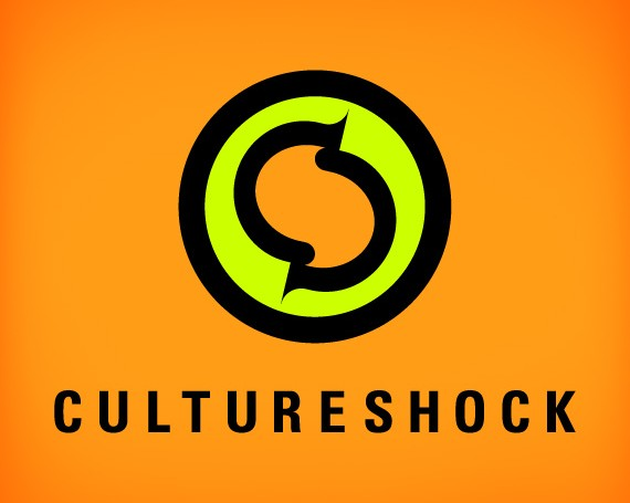 CultureShock Youth Group Branding