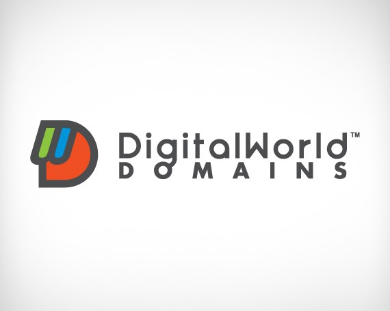 Digital World Domains Branding