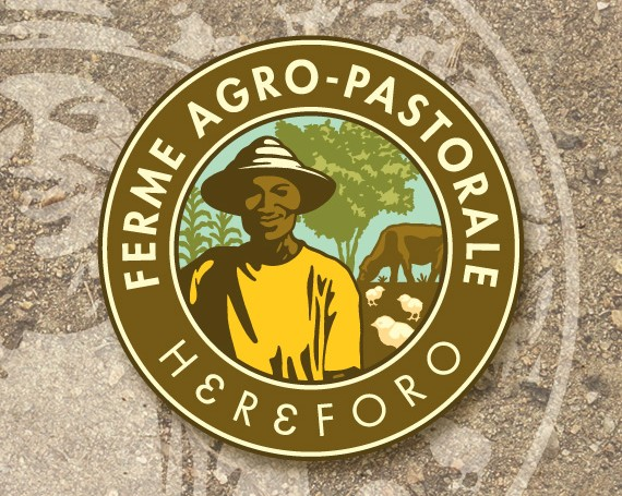 Ferme Agro-Pastorale Branding