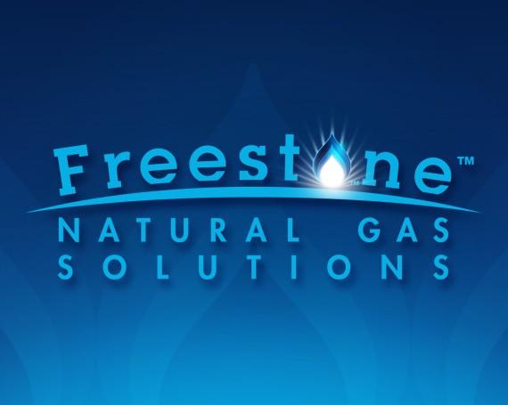 Freestone Natural Gas Solutions Branding