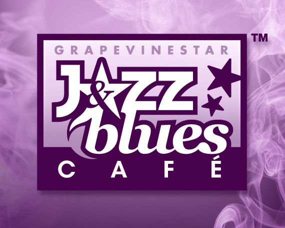 Jazz And Blues Cafe Branding