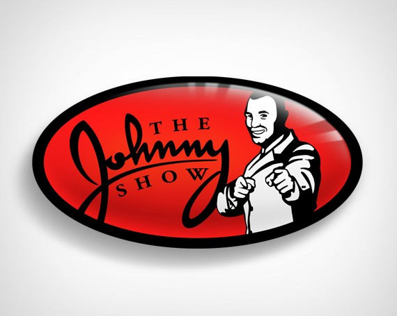 The Johnny Show Branding