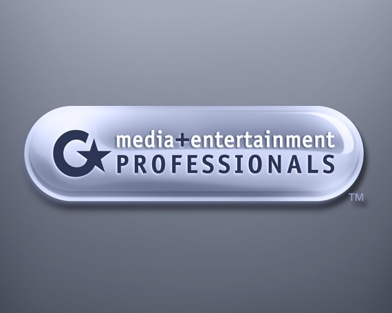 Media And Entertainment Professionals Branding