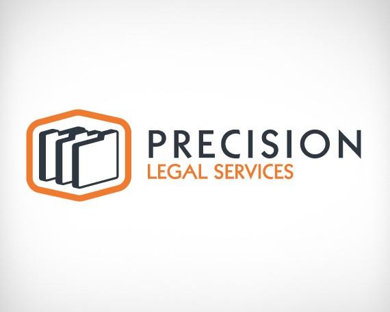 Precision Legal Services Branding
