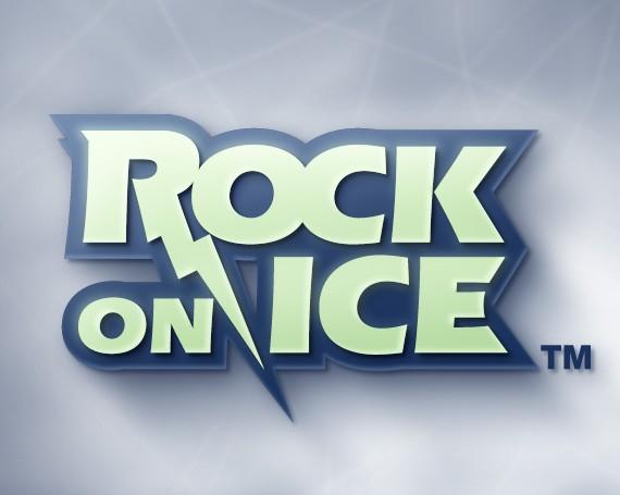 Rock On Ice Branding