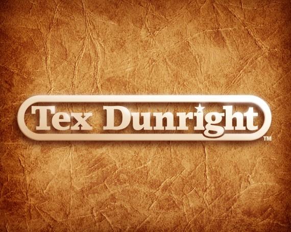 Tex Dunright Branding