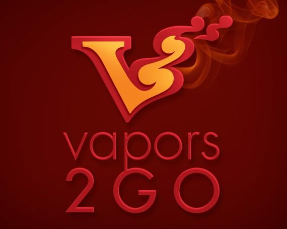 Vapors2Go Branding