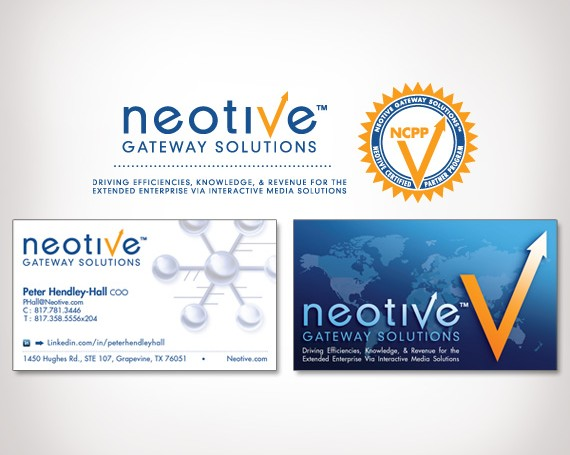 Neotive Business Cards