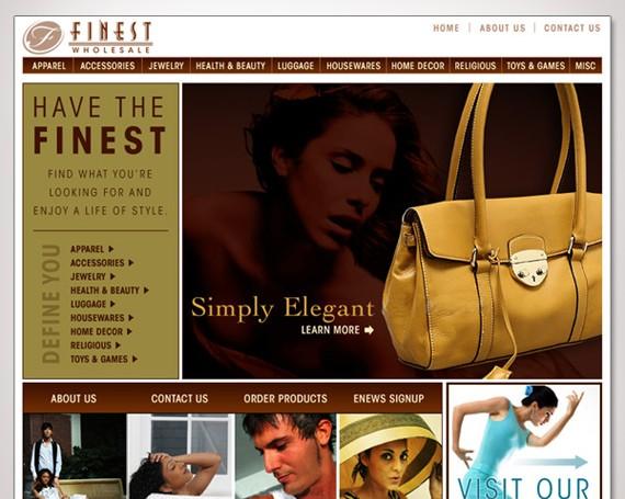 Finest Wholesale Website