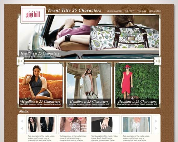 Gigi Hill Website