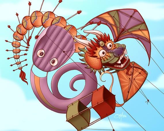 Kite Love