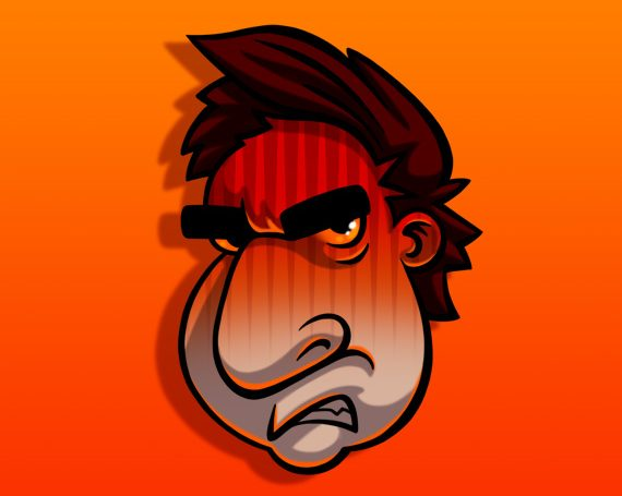 Heads: Angry