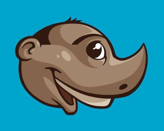 Heads: Rhino Boy