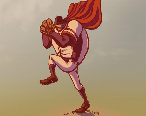 Superhero Baseball
