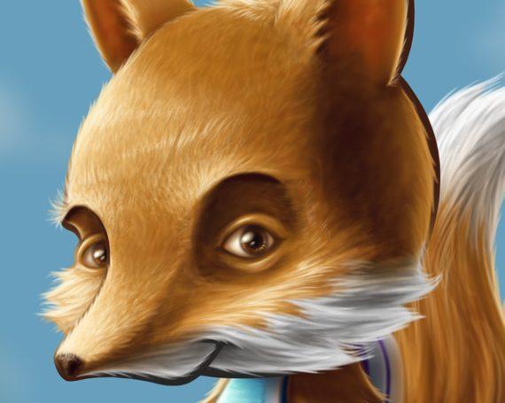 Adventure Fox (Character)