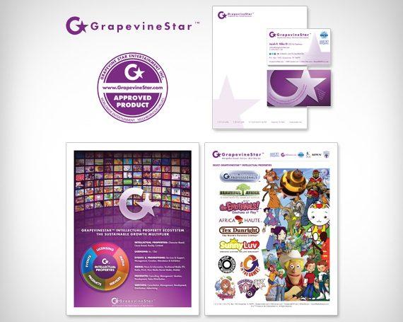 GrapevineStar Branding
