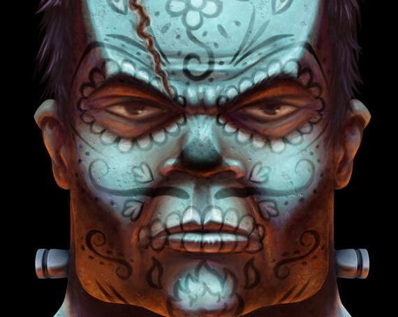 Día de Monstruos: Frankenstein's Monster