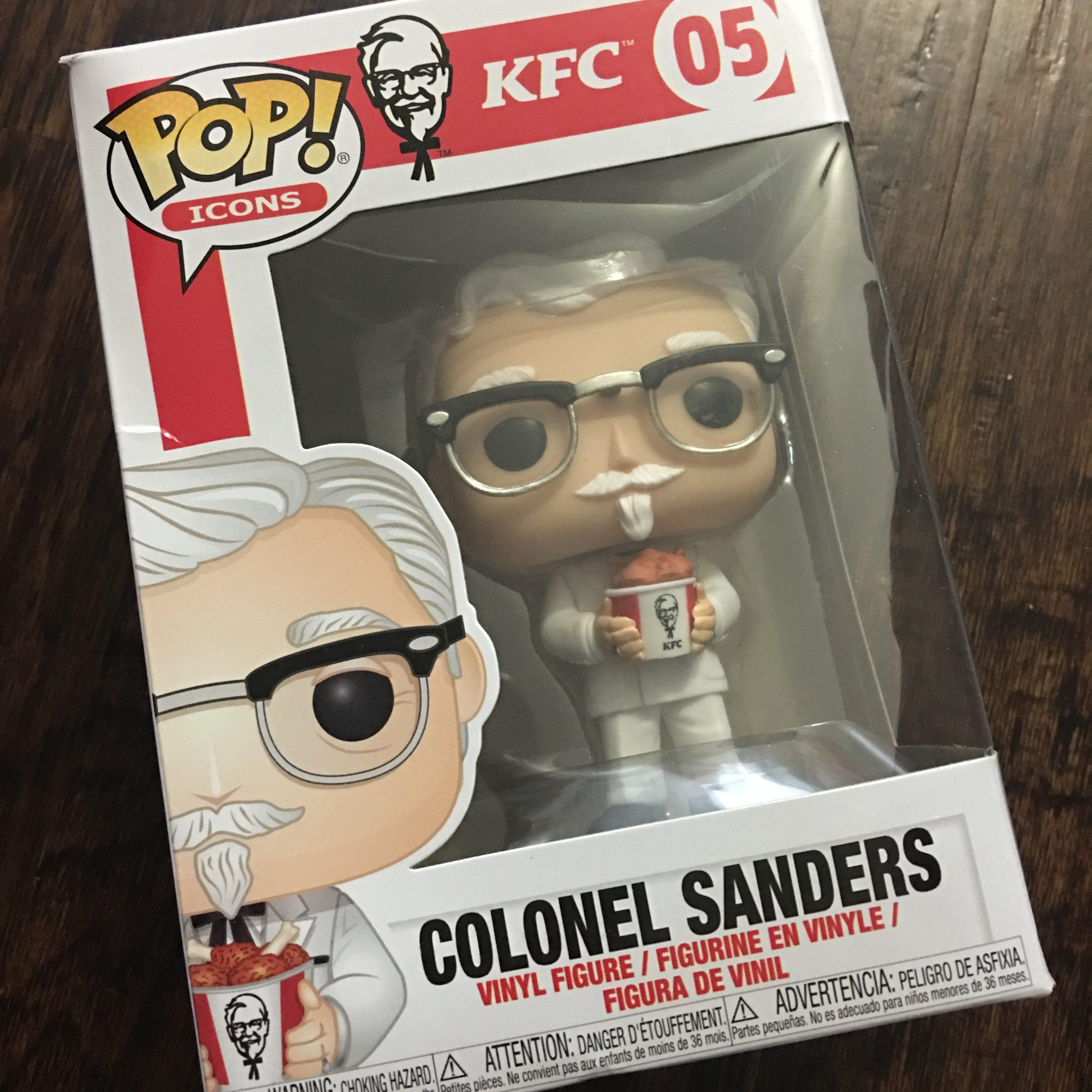 Funko Pop KFC Colonel Sanders