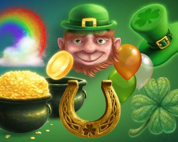 St. Patrick's Day Assets