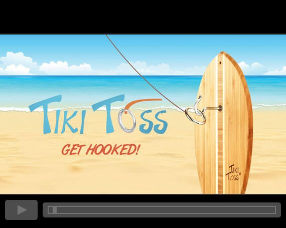 Tiki Toss Intro/Outro Animation