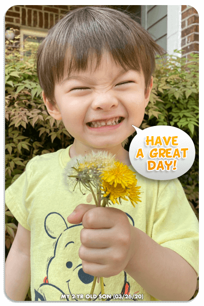 Have a great day! —QuietYell.com